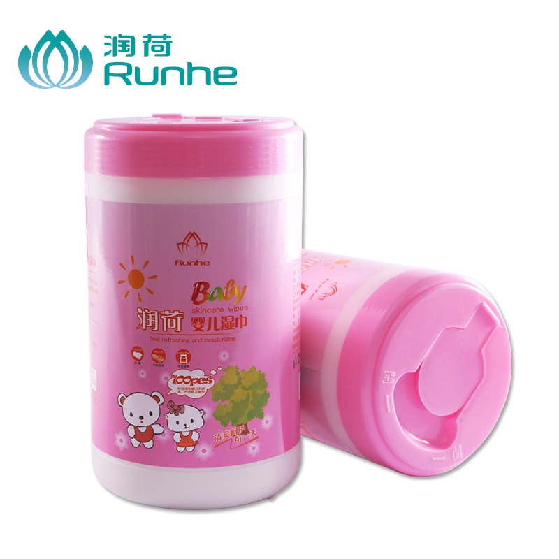 Runhe Baby Skincare Wipes